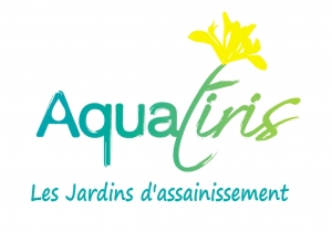 LOGO AQUATIRIS Jardins d'assainissement 2011